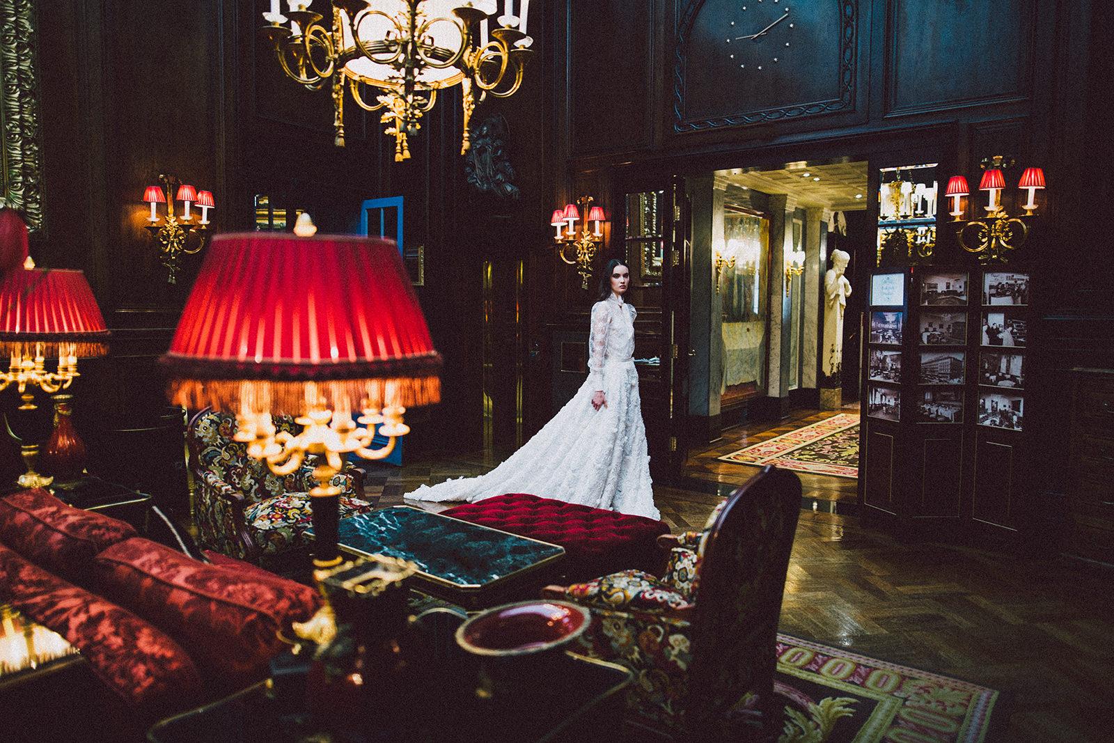 Vienna Wedding Photographer Hotel Sacher